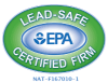 lexington roofing contractor EPA lead paint removal certified logo