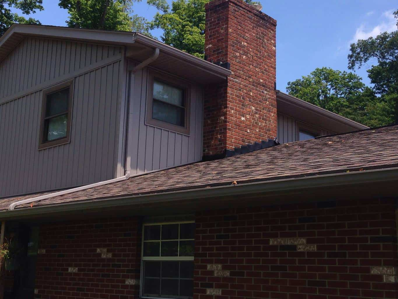 tips for roof replacement home with shingle roof