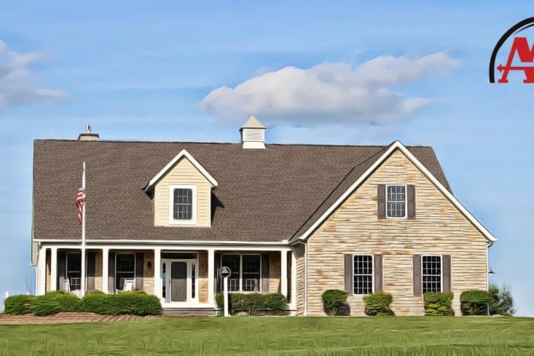 roofing contractors near mansfield ohio home with shingle roof
