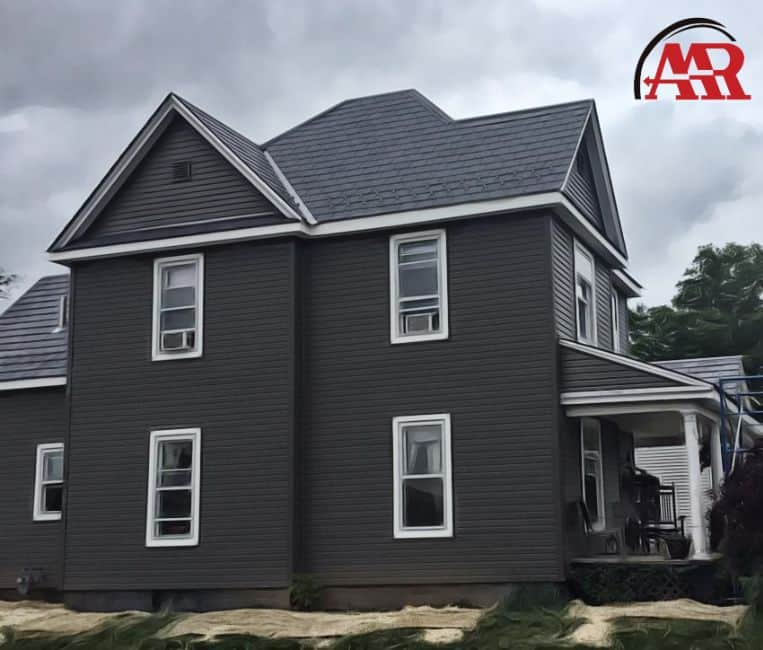 slate roof repair mansfield ohio home with slate roof