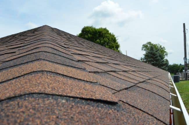 roofing Mansfield new roof installation