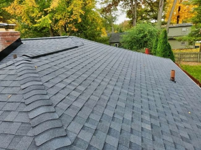 roof repairs on roof in Galion Ohio